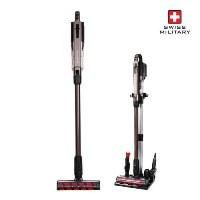 [스위스밀리터리] 에어슬림 무선 멀티 청소기(BLDC모터) SMA-BV2200
