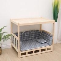 5H펫 DIY 원목 테이블 강아지침대 일반형