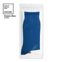 팬톤삭스 클래식 블루 Classic Blue 단색 컬러 장목 양말