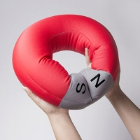 N to Sleep Magnetic Neck Pillow