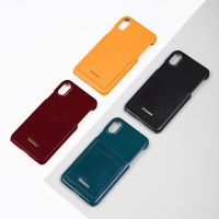 [1/28예약배송]FENNEC LEATHER iPHONE XR CARD CASE (4COLOR)