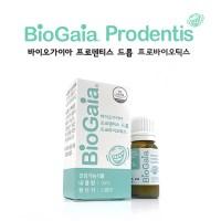 수입정품 바이오가이아 구강유산균 프로덴티스 드롭 2개_(351164)