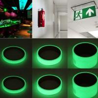 야간 빛 반사 야광 시트지 스티커 테이프 1cm (3m)_(1387913)