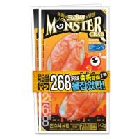[한성기업] 몬스터크랩 142g (10+1)_(352350)