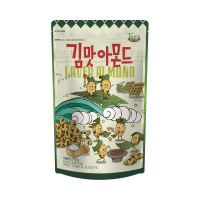 김맛 아몬드 210g