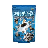 쿠키앤크림 아몬드 190g