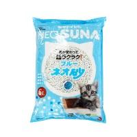 플라잉캣독 네오스나 고양이 블루펄프모래 6L