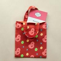 book-red mini bag