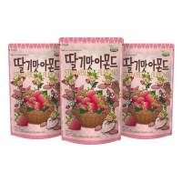 딸기맛 아몬드 210g_3봉