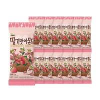 딸기맛 아몬드 30g_12봉