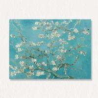 반고흐 꽃피는 아몬드나무 명화 캔버스액자 거실그림