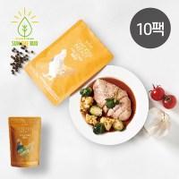 수비드 닭가슴살 소이갈릭 10팩