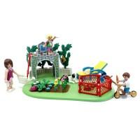 플레이모빌 슈퍼세트-가족정원(70010)