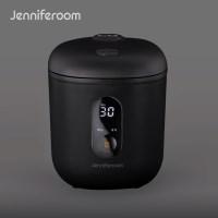 마카롱 전기밥솥 플러스 3인용 블랙 JR-R1210BK