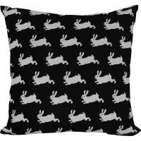 Happy Bunny Cushion
