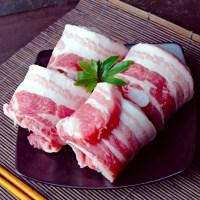 독일산 돼지고기 [구이용 삼겹살] 500g_(1572448)