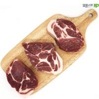 국내산 돼지고기 [통목살] 600g_(1572399)