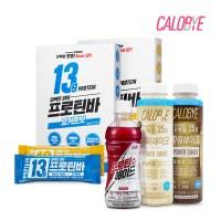 칼로바이 균형 단백질 헬스 보충제 쉐이크 프로틴에이드 프로틴바