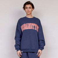 LT344_Big logo Sweat shirt_Navy