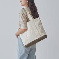 PEACH CANVAS BAG