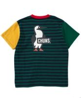 부비 로고 티셔츠 Crazy