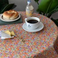 온더빈티지플라워 오렌지꽃 식탁보 테이블보 2size 테이블러너