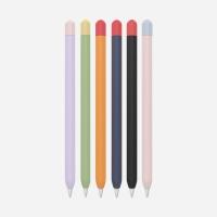 아이노비아 애플펜슬 1세대 2세대 실리콘 케이스 펜촉 보호캡