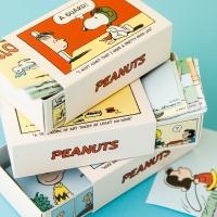 [Peanuts] 코믹스 스티커 세트 3종SET (스누피+찰리브라운+루시)