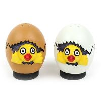 [파켈만]달걀모양 양념통 2종세트 47256