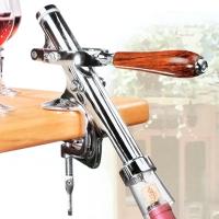 [파켈만]나무 손잡이 와인 스크류 49789
