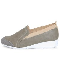 kami et muse Suede combi wedge sneakers_KM20s036