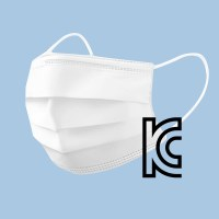 KC인증 3중필터 덴탈마스크(대형) 50매