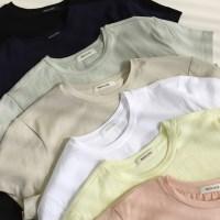 칼라 실켓 티셔츠