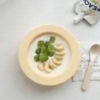 헤이데이 딥플레이트 (3color 무광접시 요거트볼 샐러드그릇)