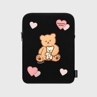I love it nini-black-ipad pouch(아이패드 파우치)_(1578608)