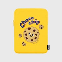 Chocochip cookies-yellow-ipad pouch(아이패드 파우치)_(1578605)