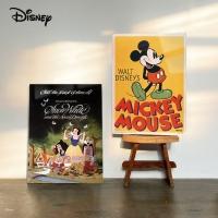 디즈니 정품 E0 접이식 아트 테이블 23디자인, 일반/하이그로시 선택
