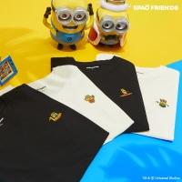 (미니언즈) HOLA! 썸머 미니언즈 티셔츠_SPRLA26C05