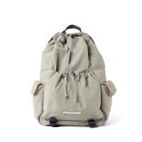 STRING BACKPACK PADDED 751 LIGHT KHAKI