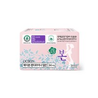 [1+1] 유기농본 순면 생리대 팬티라이너34P