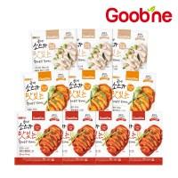 [굽네] 소스가 맛있는 닭가슴살 슬라이스 3종 10팩 골라담기