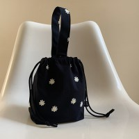 Miniflower string bag