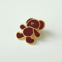 pepper bear badge