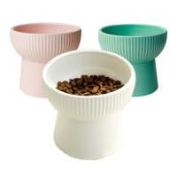 피카볼 도자기 강아지밥그릇 고양이물그릇 애견식기