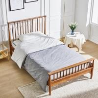 제이픽스 노르딕 러버트리 원목 침대 프레임 - 슈퍼싱글 / JRB76