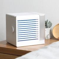 [422] 블루 필터 공기청정 가습 미니 냉풍기 We Cool