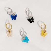 blossom one touch earrings (5colors)