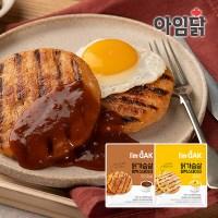 [아임닭] 닭가슴살 함박스테이크100g 2종 골라담기