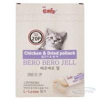 더캣츠 베로베로 젤 20P (닭-북어) 영양보충 (pt)