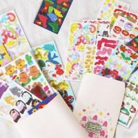 [스튜디오 퐁듀] 스티커팩 Sticker Pack A&B